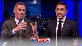 Neville and Carragher disagree over their GREATEST ever Premier League signings!