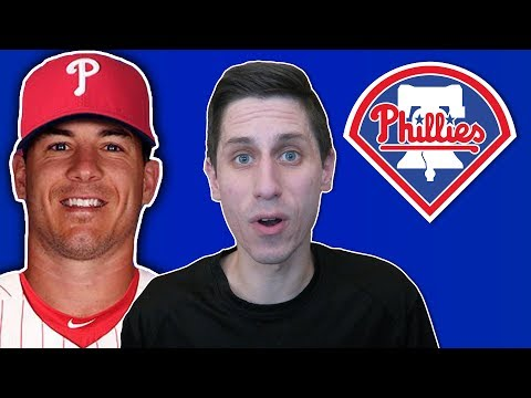 J.T. REALMUTO TRADED TO PHILLIES REACTION Mp3