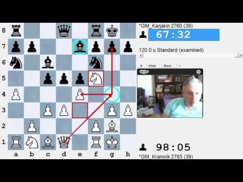 GM Benjamin and GM Dlugy recap Round 4 of the Zurich Chess Challenge on Chessclub.com