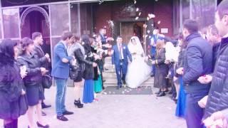 Армянская свадьба в Москве.Ашот и Элинар