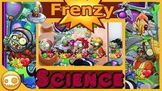 A Frenzy of Discoveries is sure to be Made! - PvZ Heroes