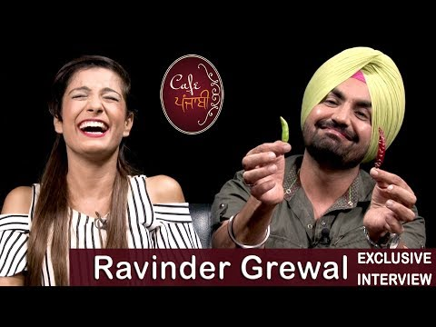 Ravinder Grewal | Dangar Doctor Jelly | Exclusive Interview | Cafe Punjabi | Channel Punjabi