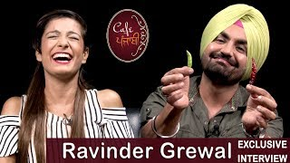 Ravinder Grewal | Dangar Doctor Jelly | Exclusive Interview | Cafe Punjabi | Channel Punjabi