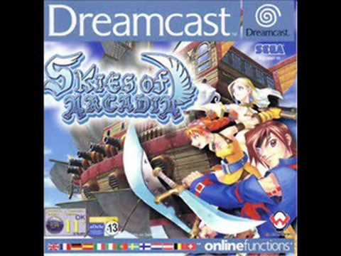 Skies of Arcadia OST-Credits