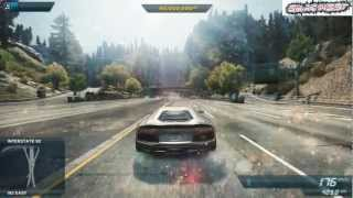 Need for Speed Most Wanted 2012 Gameplay PC HD