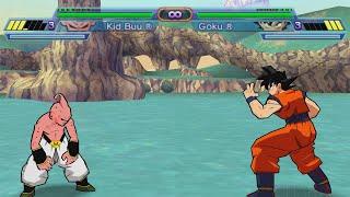 [TAS] Dragon Ball Z - Shin Budokai - Another Road - Kid Buu (PSP)