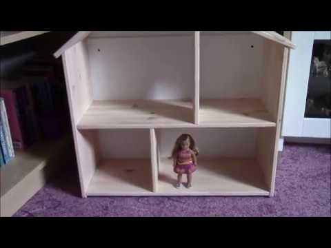 dolls house furniture ikea ikea flisat dollhouse review youtube