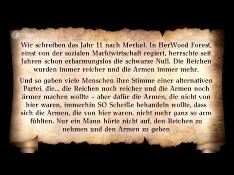 Die Anstalt vom 5. April 2016 - ZDF - 5.4.16