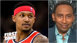 Bradley Beal would make the Nets my favorite in the East! - Stephen A. | First Take