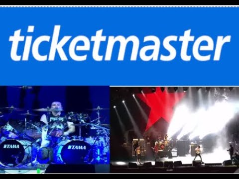 Ticketmaster change their policy on Postponed and Rescheduled Events