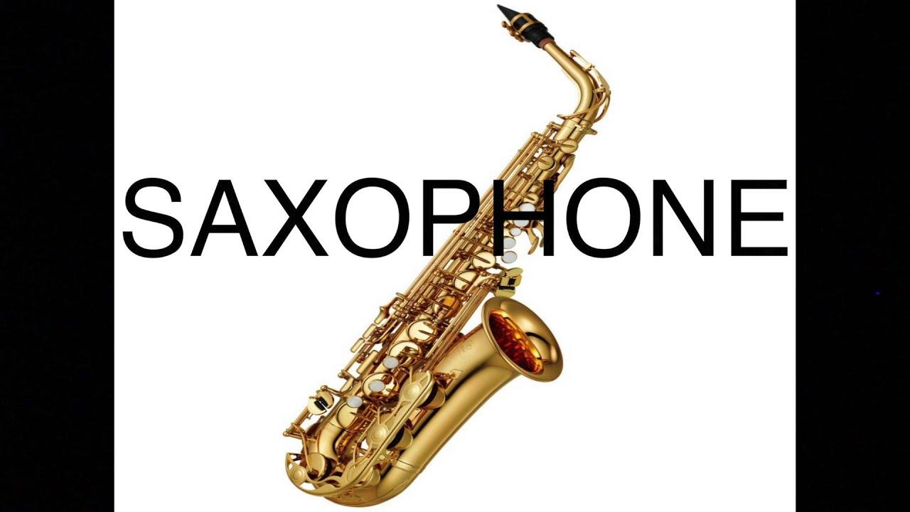 Favori Cours d'Anglais 101: Les Instruments de Musique - YouTube SH41