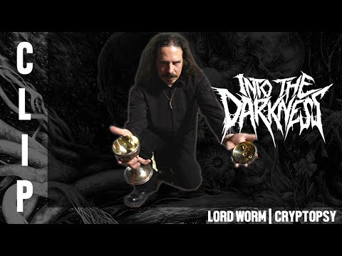 Lord Worm talks about his last days with CRYPTOPSY