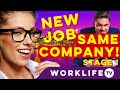 New Job Same Company! 5 Quick Steps (STAGE 1) - Internal Job Interview Tips & Application