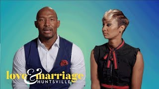 Martell and Melody Speak on Healing from Infidelity | Love and Marriage: Huntsville | OWN