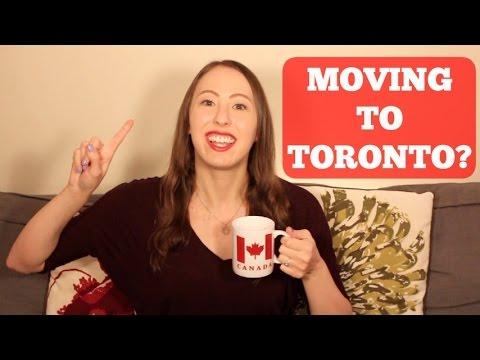 Tips For Moving To Toronto | MirandaTheAdventurer