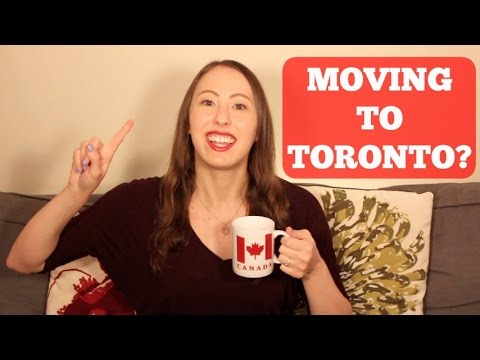 Tips For Moving To Toronto | MirandaTheAdventurer