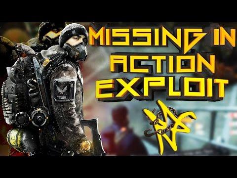 [Glitch & Exploit] The Division | Missing in Action in 20 Minuti [Tutorial ITA 720p60]