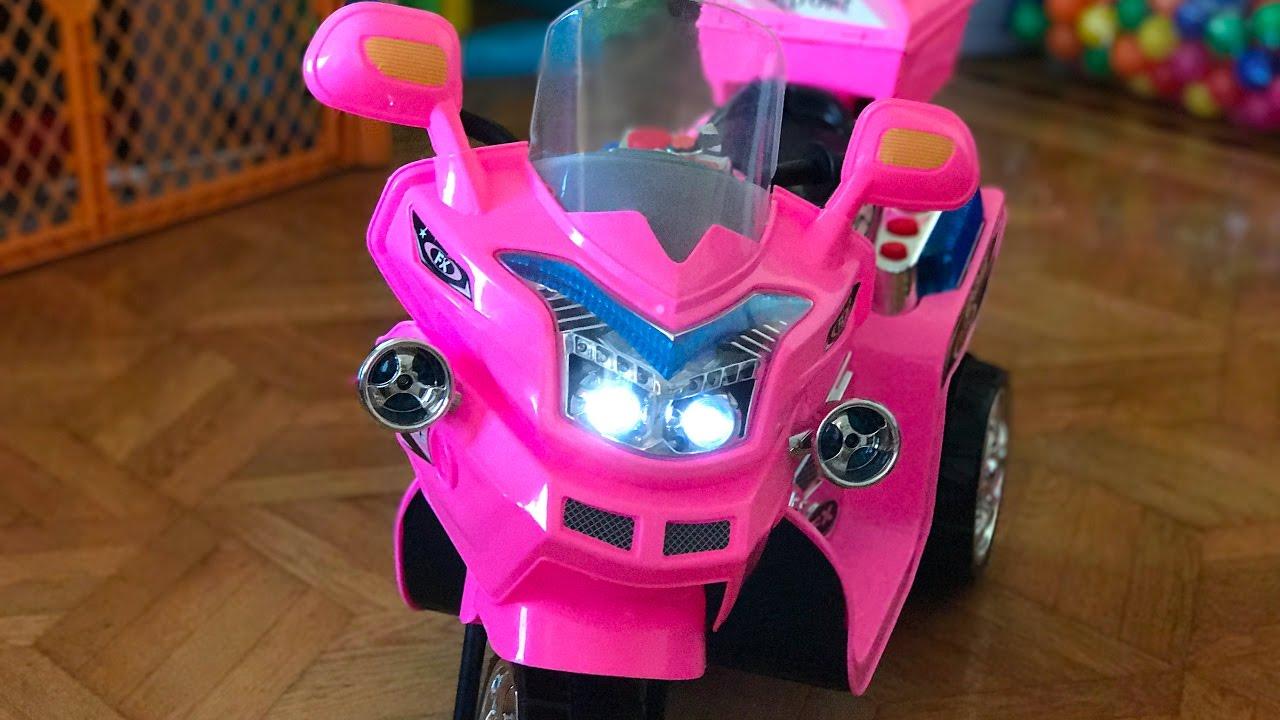 80 lil rider fl238d assembly model
