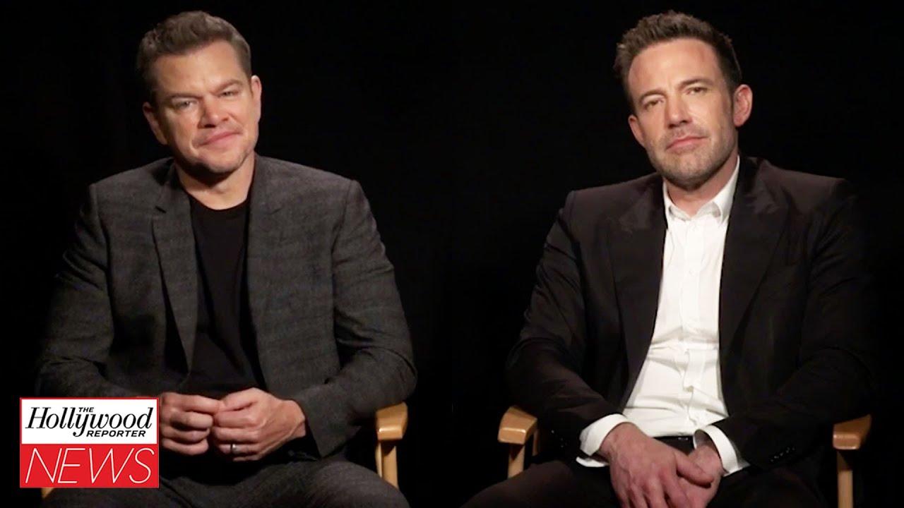 Ben Affleck And Matt Damon Share Their Favorite Performances of Each Other   THR Interview