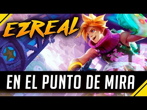 ¿Nueva W? El problema de EZREAL | Noticias League Of Legends LoL