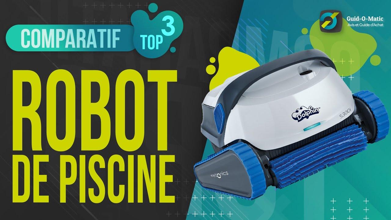 Robot Piscine Pas Cher Avis : Guide et Comparatif 2020