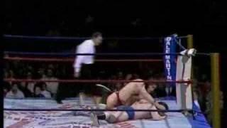 World Of Sport - Bernie Wright vs Steve Casey pt.1