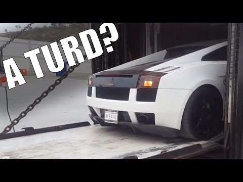 """Our Buddy Purchased a """"Stunning"""" Lamborghini - THIS is What He Got"""