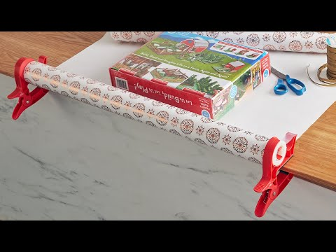 Wrap Buddies | Tabletop Gift Wrapping Tool