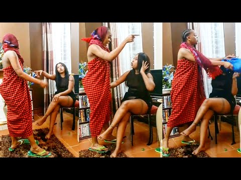 """Download """"GIGY Money FIGHTING With Nadia!"""" Wife Material 2 See Why Eric Omondi's Wife Are Beefing."""