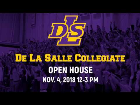 De La Salle Collegiate - 2018 Open House