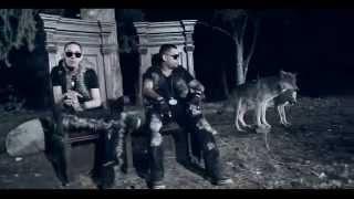 baby rasta y gringo  luna llena video oficial con letra