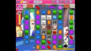Candy Crush Saga - Level 1378 (3 star, No boosters)