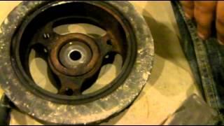 Crown Victoria - Crankshaft Pulley Removal: Part 2
