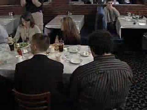 Candidate Cafe with Ron Paul WMUR 12/11/2007