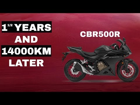 Honda CBR500R - Long Term Review | 2 Years Of Ownership