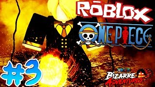 BLACK LEG MASTER?! | Roblox: One Piece Bizarre Adventures | Episode 3