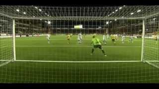 Johan Larssons 2-0 mål mot Häcken # Amazing Fantastic Goal vs  Hacken