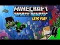 Minecraft Lets Play Survival Vanilla 1.13 Aquatic Update EP 4