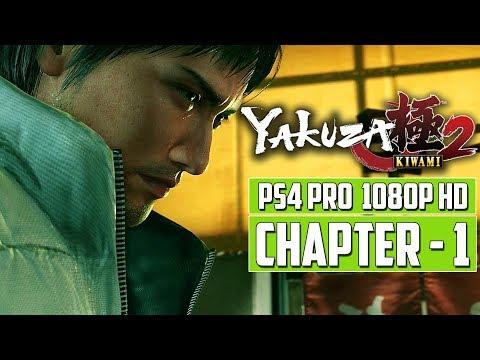 YAKUZA KIWAMI 2 Gameplay Walkthrough CHAPTER - 1 | FULL GAME | [1080p HD] PS4 Pro - No Commentary