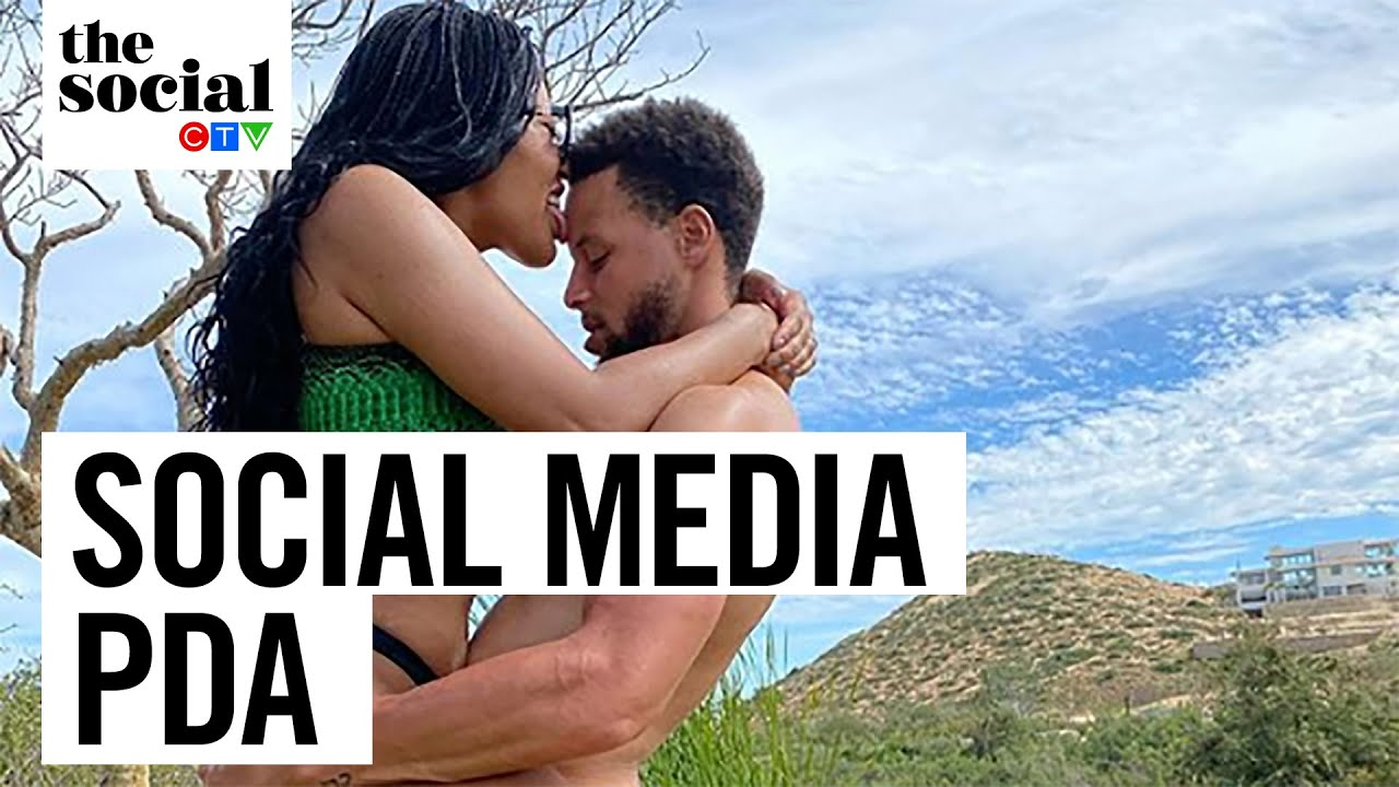 Steph Curry Shares Sexy Vacation Pic With Wife Ayesha The Social