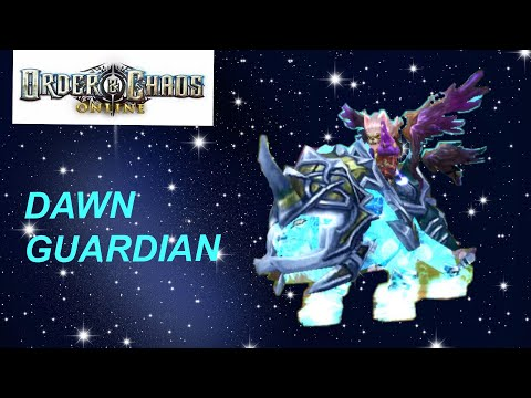 [Order & Chaos Online] Mount Hunting | #1 DAWN GUARDIAN (epic Lion)