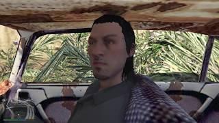 GTA 5: НАШЕЛ С ДРУГОМ РЖАВЫЙ ЗАБРОШЕННЫЙ МОСКВИЧ! ОН ВСЕГДА БЫЛ ЗДЕСЬ ! -  РЕАЛЬНАЯ ЖИЗНЬ ГТА 5