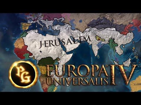 EU4 Timelapse - The New Kingdom of Heaven (1444-1821) |