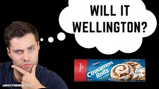 Will it Wellington? CINNAMON ROLLS #shorts