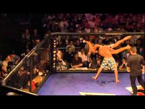 04   Gilbert Melendez vs  Olaf Alfonso WEC 10 Bragging Rights