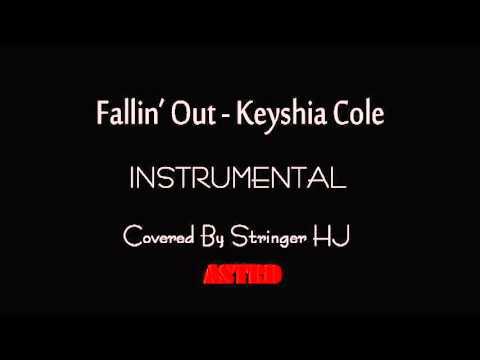 Fallin' Out - Keyshia Cole (Instrumental Cover)