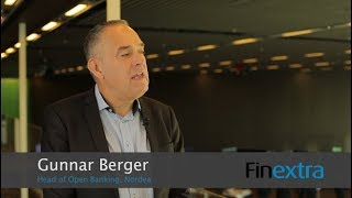 Nordea's Gunnar Berger talks to Finextra about PSD2 and the promise of Open Banking