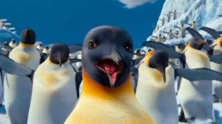 Happy Feet 2 - Rhythm Nation Dance Scene (HD)