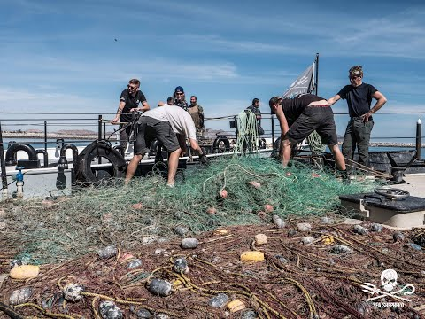 Scuba Diving: Sea Shepherd UK Launch New Ghostnet Recovery Speciality Course With SDI