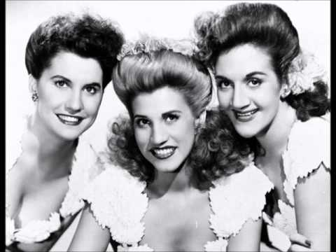 In The Good Old Summer Time - Andrews Sisters and Dan Dailey